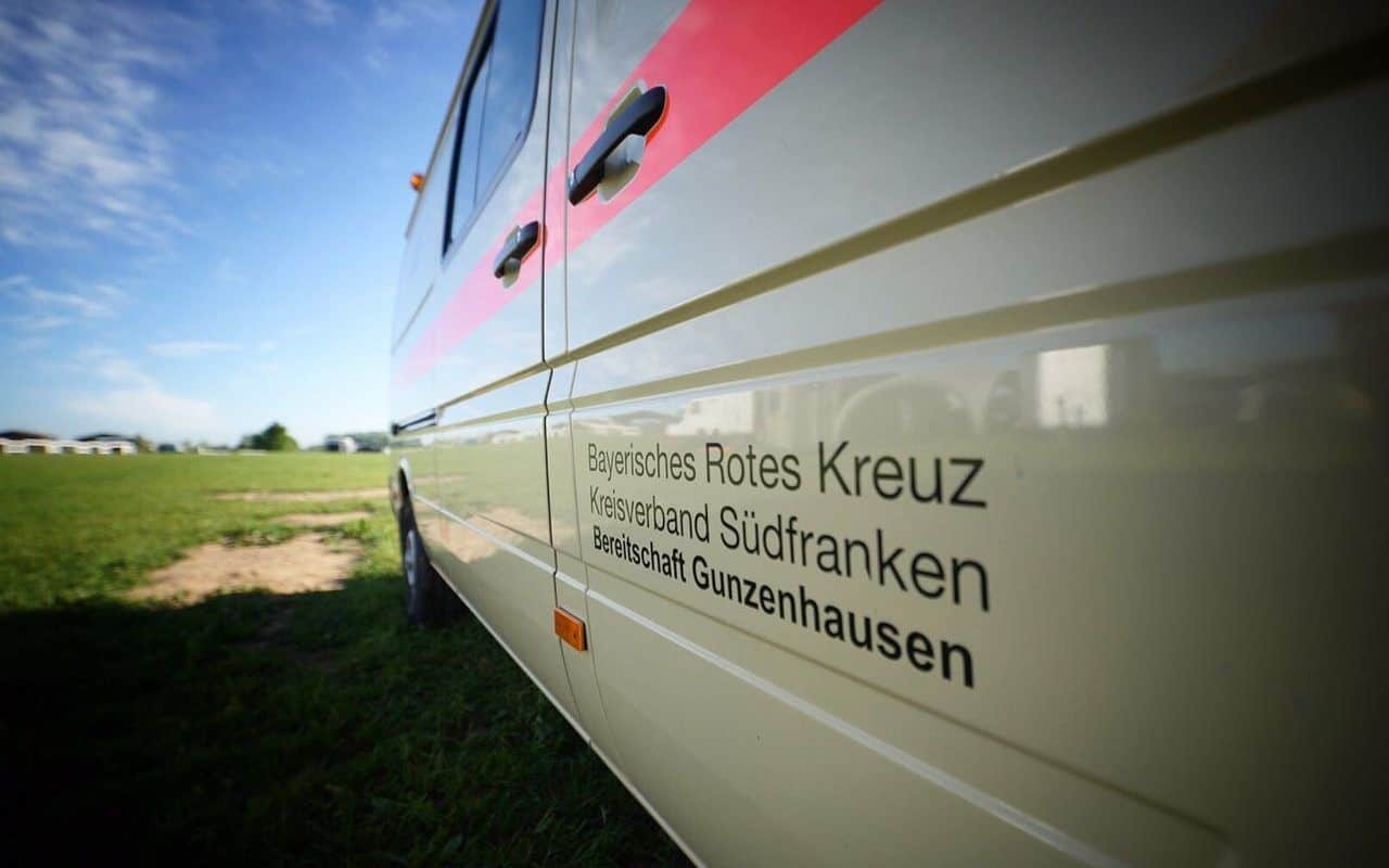Bereitschaft Gunzenhausen Fahrzeug